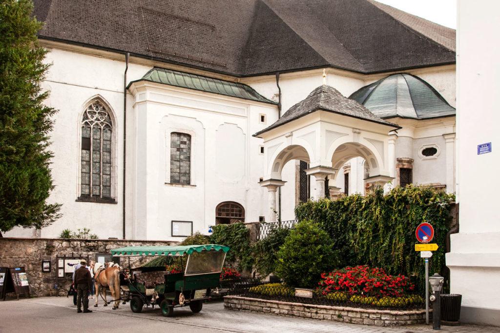 Pfarrkirche - Chiesa Parrocchiale di Sankt Wolfgang
