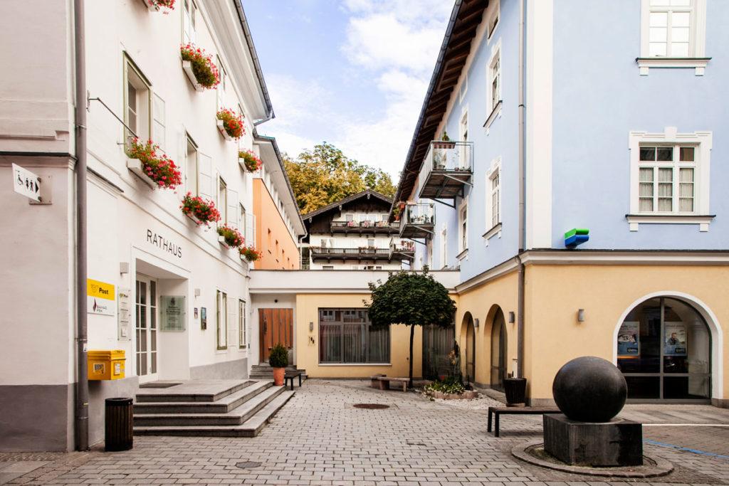 Rathaus - Municipio di Sankt Wolfgang