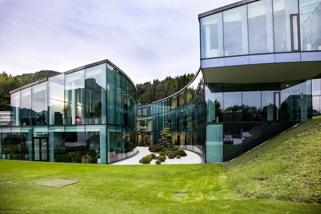 Red Bull Headquarter - Austria