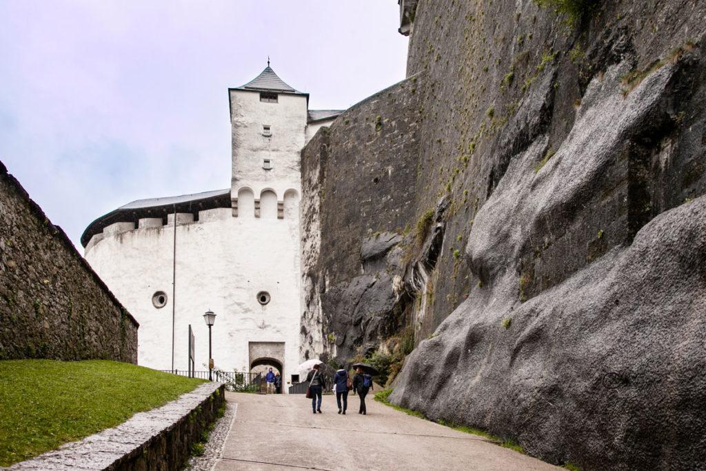 Roccia e Fortezza - Centro Storico di Salisburgo