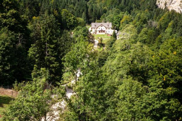 Salzwelten - Ingresso alla visita delle miniere di sale nel centro dell Austria