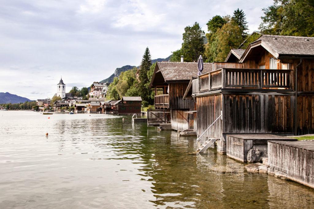 Sankt Wolfgang e Wolfgangsee - Austria