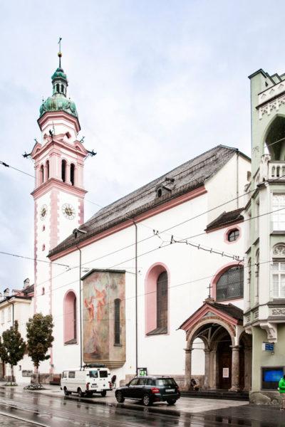 Servitenkirche - Sankt Josef - Innsbruck