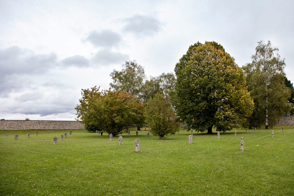 Settore per la quarantena - Ora Cimitero