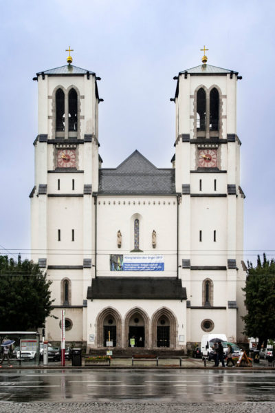 St Andra Kirche - Chiesa di Sant'Andrea - Salisburgo