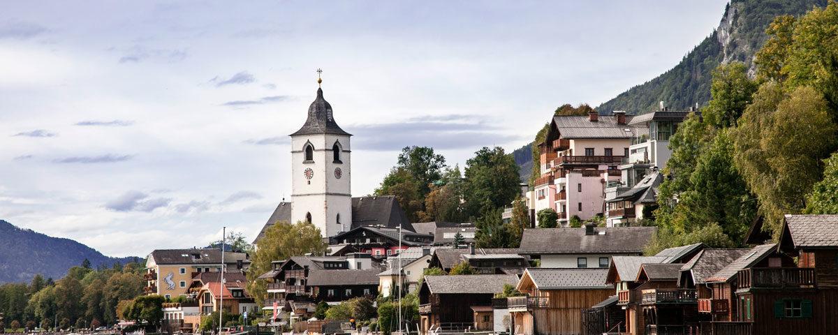 St Wolfgang - Cento Storico e Stadtpfarrkirche