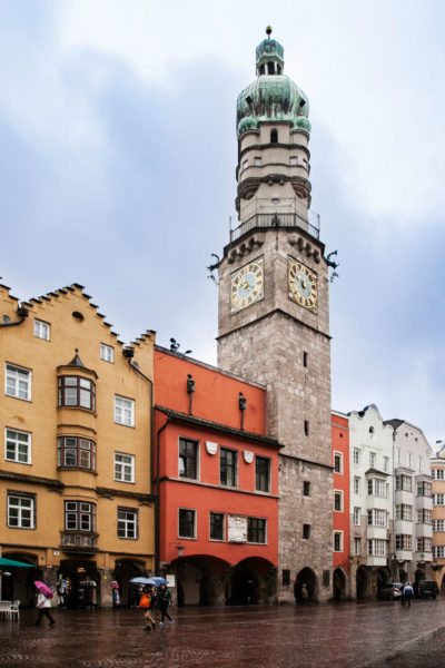 Stadtturm - Torre cittadina del XIV secolo