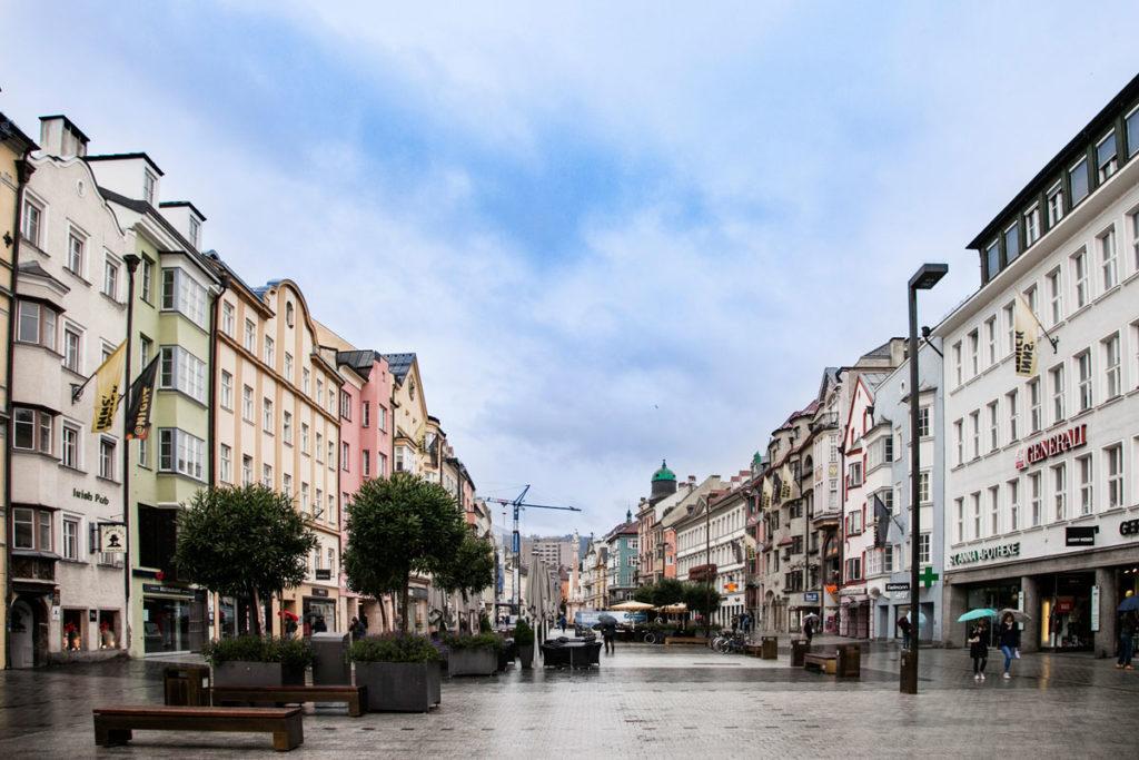 Town Square - Piazza Principale di Innsbruck