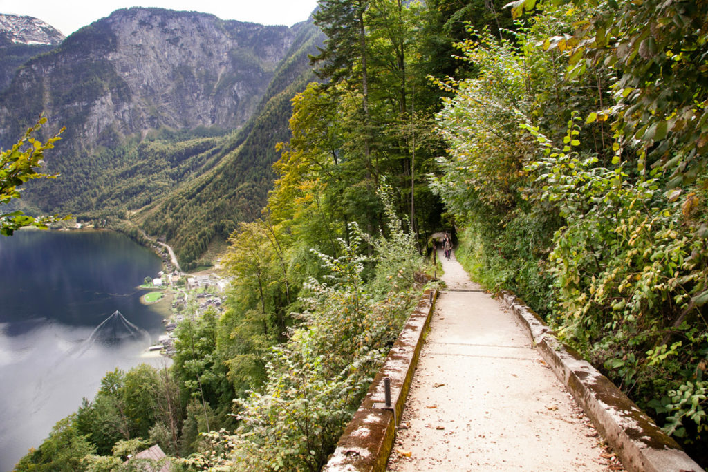 Trekking sul lago - Cosa fare in Austria