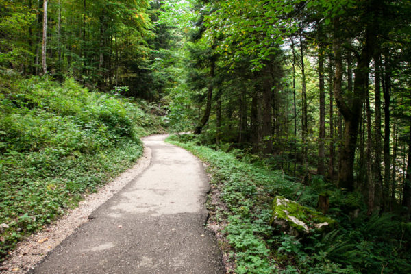 Trekking tra le montagne di Hallstatt - Austria