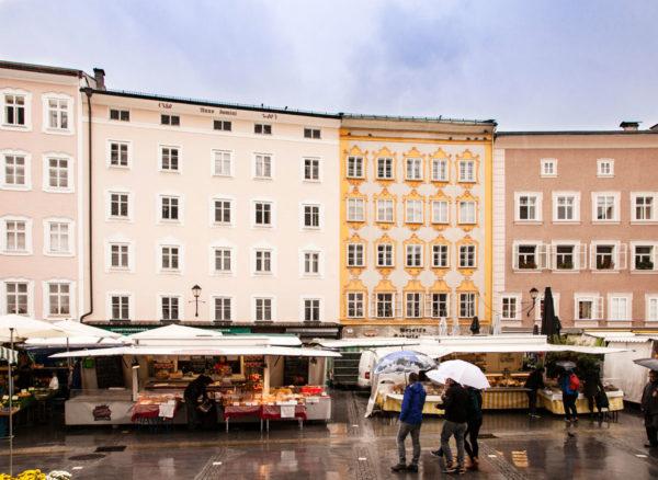 Universitat Platz - Salisburgo