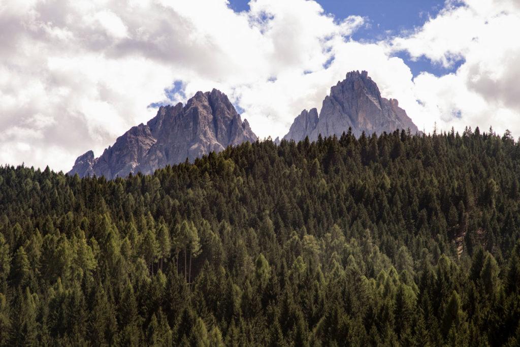 Boschi e Montagne nell'Alta Val Pusteria - Ciclabile Dobbiaco Lienz