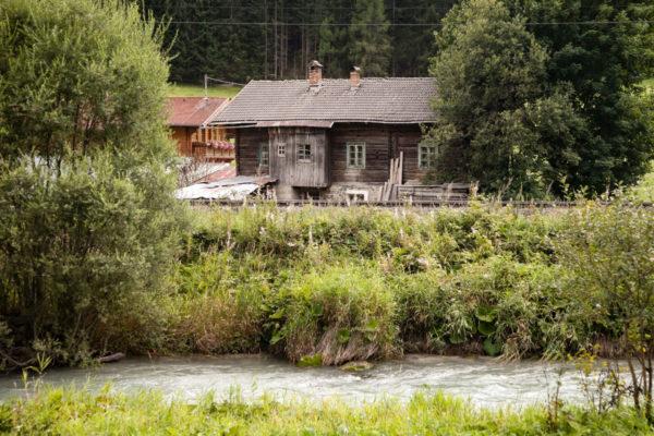 Casa Semidiroccata Ciclabile Dobbiaco Lienz