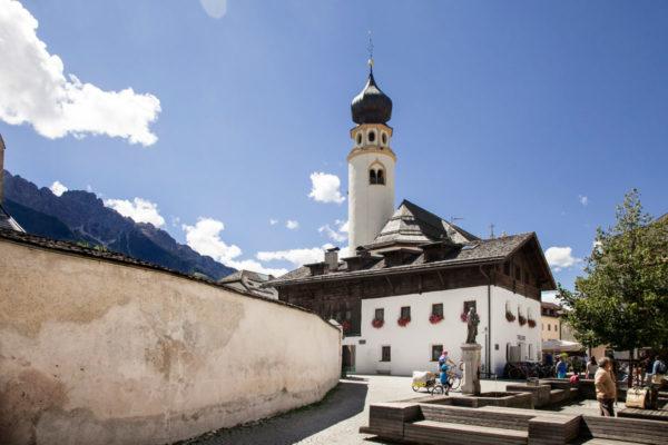 Centro Storico di San Candido - Bolzano - Tra le due Chiese