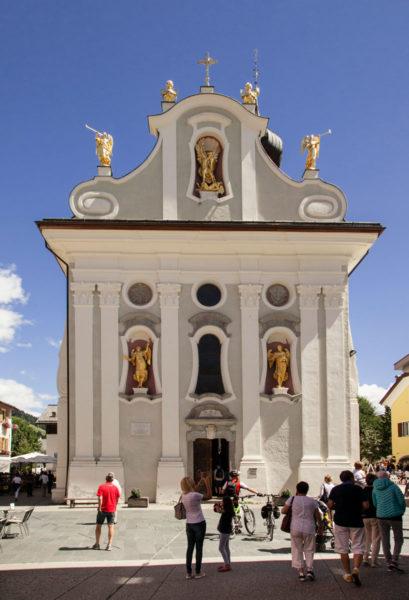 Chiesa di San Michele Arcangelo - San Candido