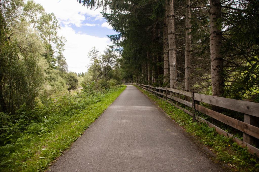 Ciclabile San Candido Lienz - Mezza giornata in bicicletta