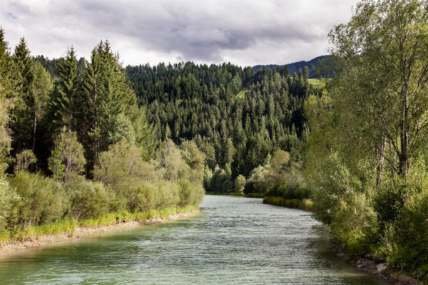 Ciclabile Val Pusteria - Sul Fiume Drava