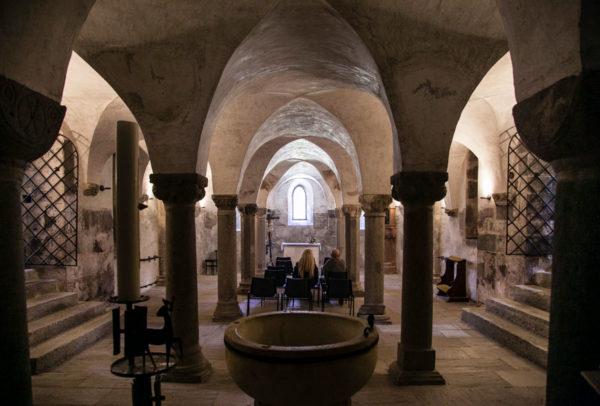 Cripta della chiesa di San Candido e San Corbiniano a San Candido - Trentino Alto Adige