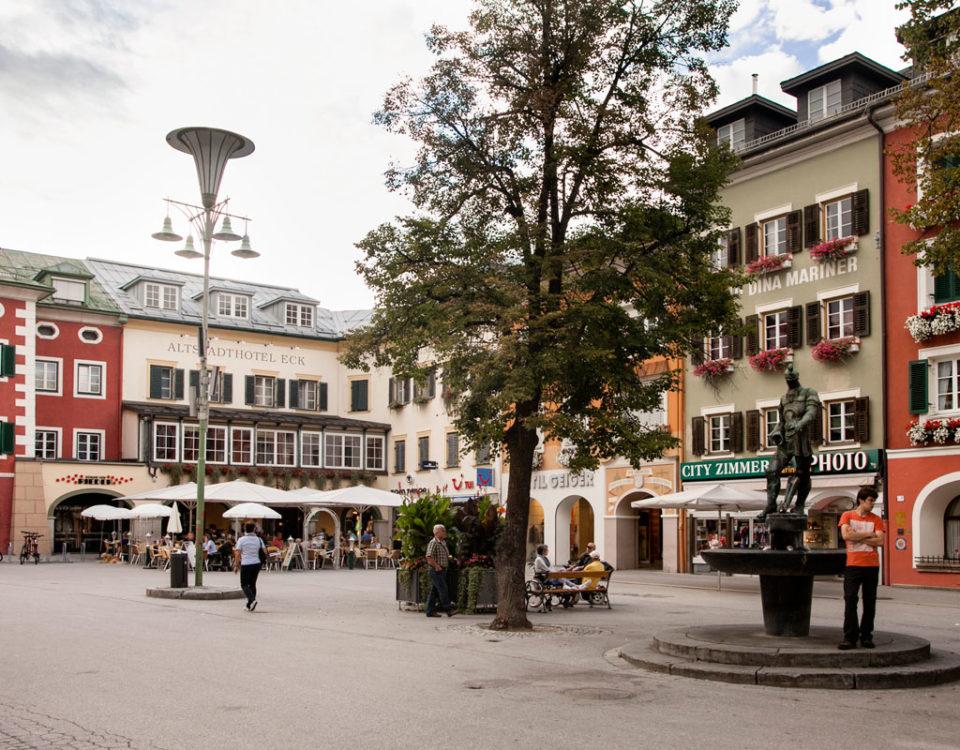 Hauptplatz - Piazza Principale di Lienz