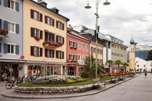 Hauptplatz - Un giorno a Lienz - Austria