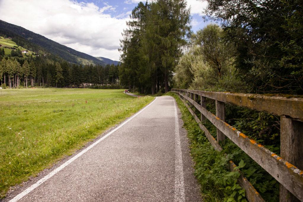 In mezzo alla natura del Trentino Alto Adige - Ciclabile San Candido Lienz
