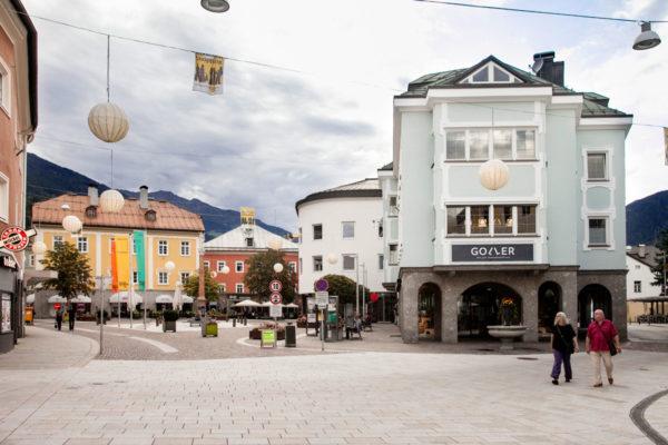 Johannesplatz - Lienz