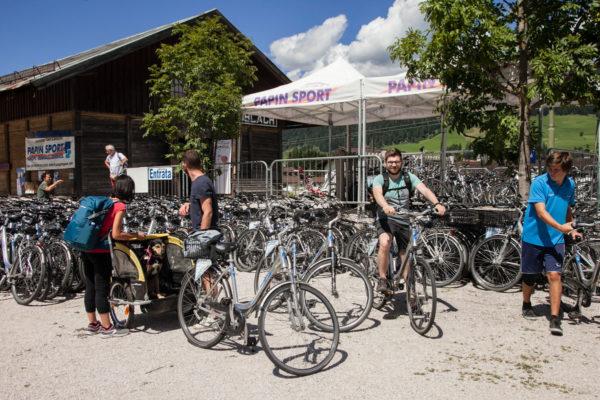 Papin Sport - Noleggio biciclette a Dobbiaco