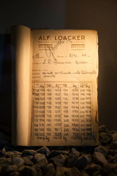 Registro Acquisti e vendite originale - Fabbrica della Loacker