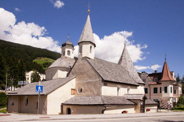 San Candido - Chiesa del Santo Sepolcro