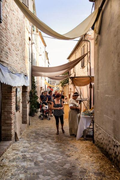 Vicolo di Ponente - Mondaino Rimini