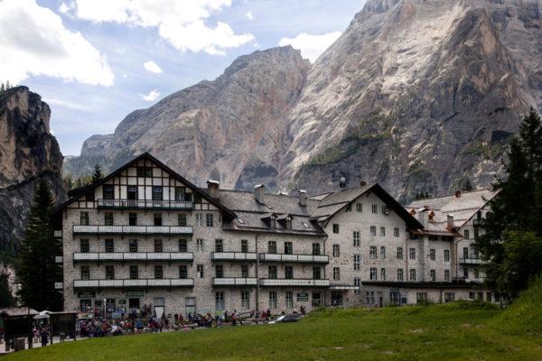 Albergo sul Lago di Braies - Trentino Alto Adige