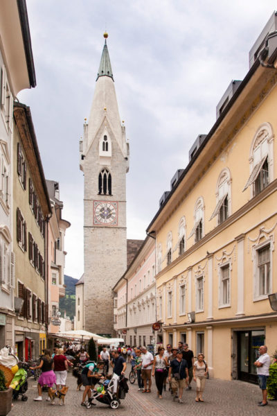 Brixen - Torre Bianca - Cosa vedere a Bressanone