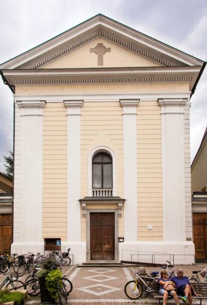 Chiesa della Congregazione di Gesù - Kirche der Congregatio Jeu