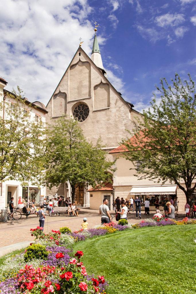 Chiesa di San Michele Arcangelo di Bressanone