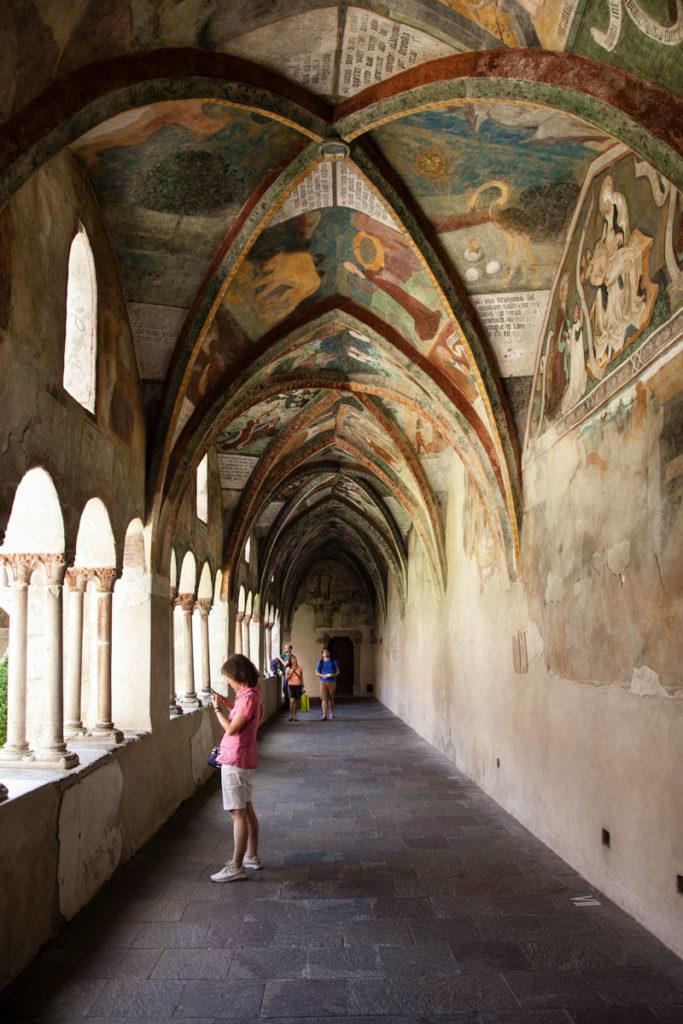 Chiostro Affrescato Duomo di Bressanone