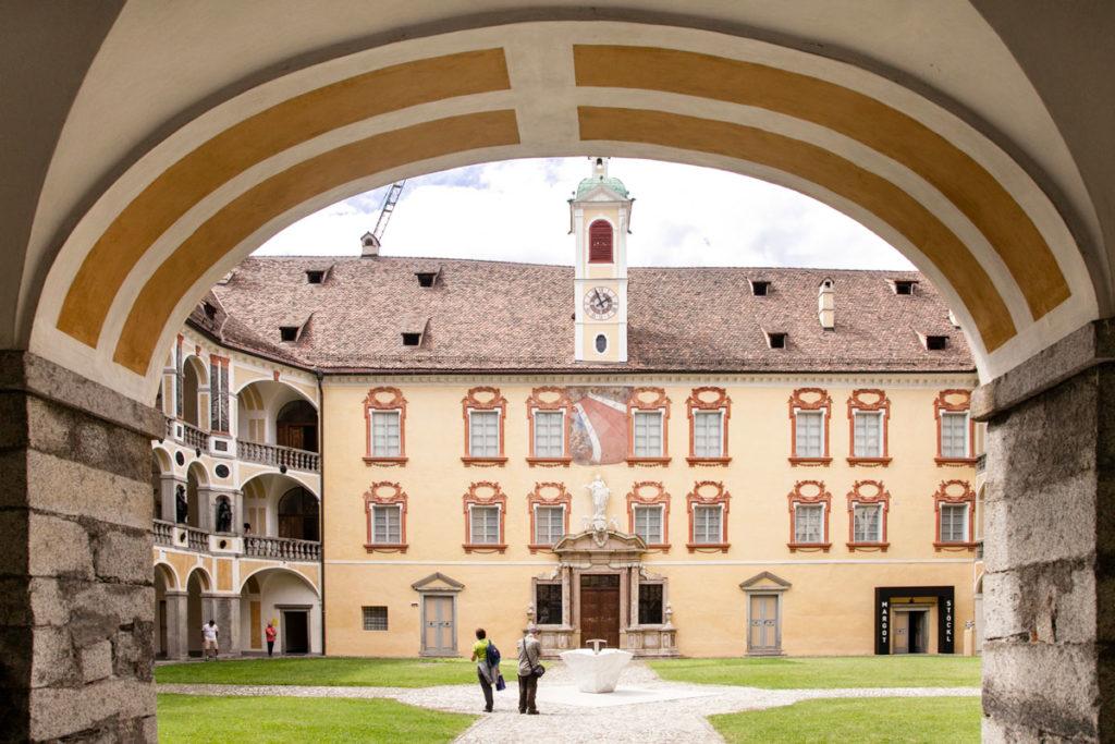 Corte del Palazzo Vescovile - Museo Diocesano