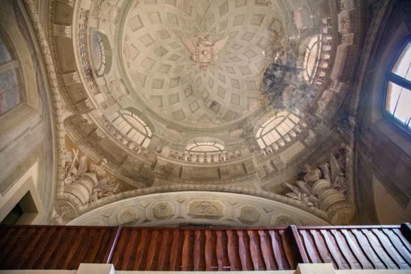 Cupola di palazzo pallavicini