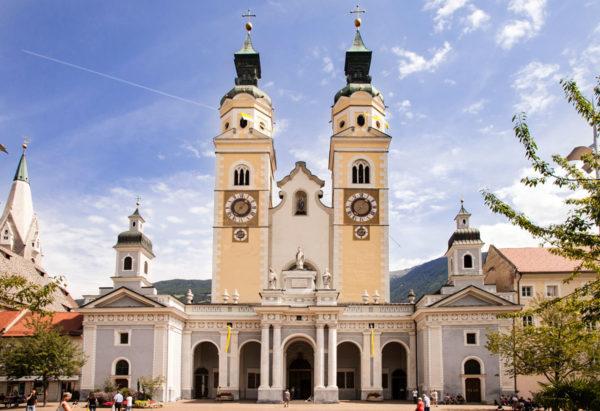 Duomo di Bressanone - Facciata di Duomo di Santa Maria Assunta e San Cassiano