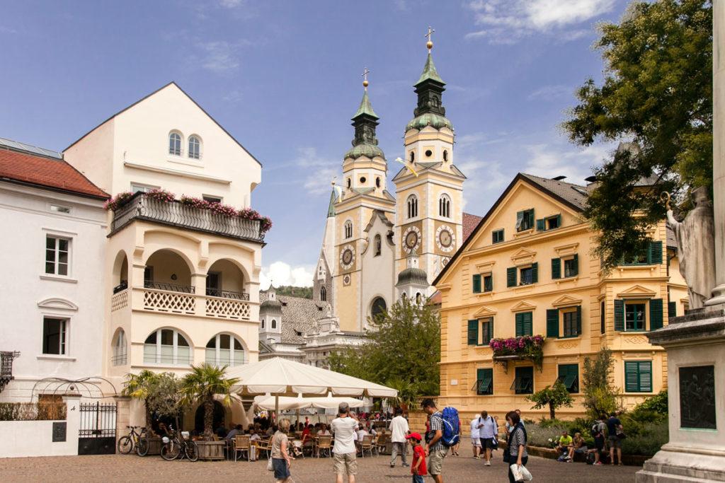 Duomo e palazzi del Centro Storico