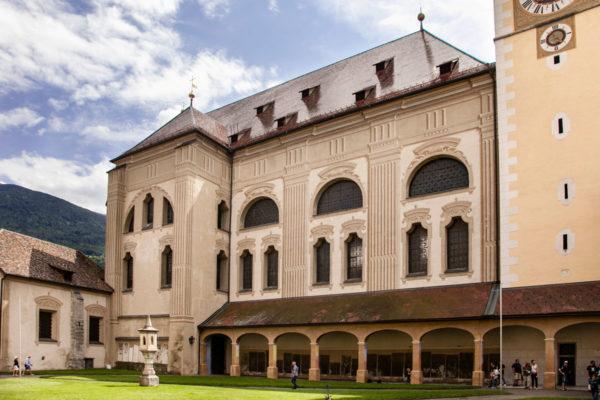 Fianco del Duomo e Campanile - Un Giorno a Bressanone