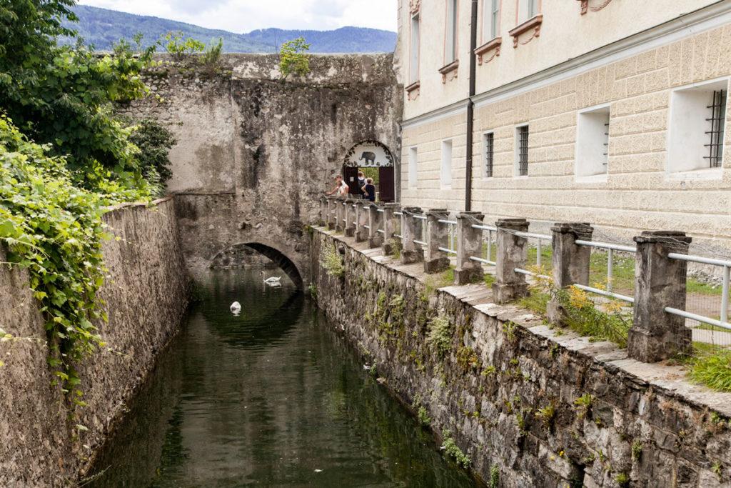 Fossato del Palazzo Vescovile