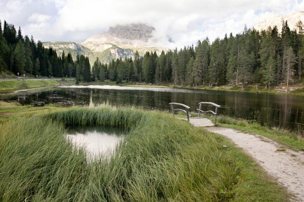 Lago Antorno - Auronzo di Cadore