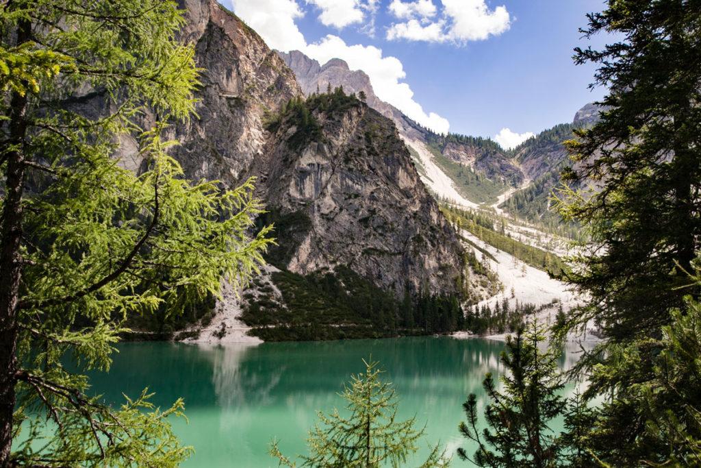 Lago di Braies - 1496 mslm