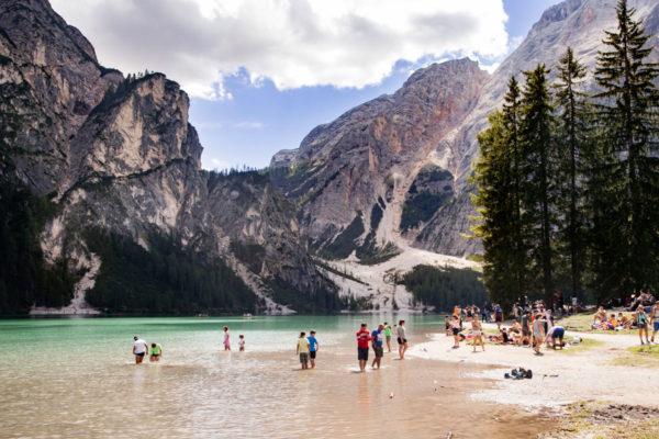 Meraviglioso Lago di Braies - Magico Trentino Alto Adige