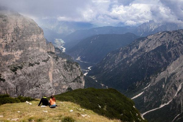 Panorama montano - Veneto