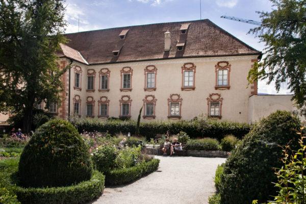 Parco Comunale e Palazzo Vescovile - Giardino di Corte