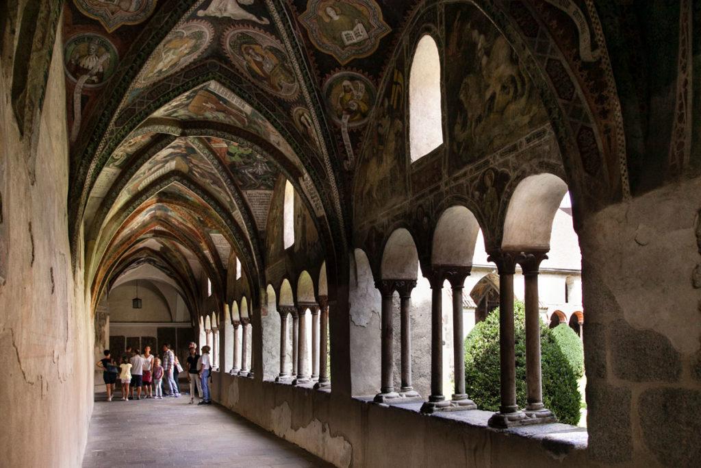 Porticati del Chiostro di Bressanone