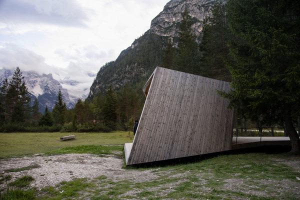 Punto Osservazione - Lavaredo UNESCO World Heritage