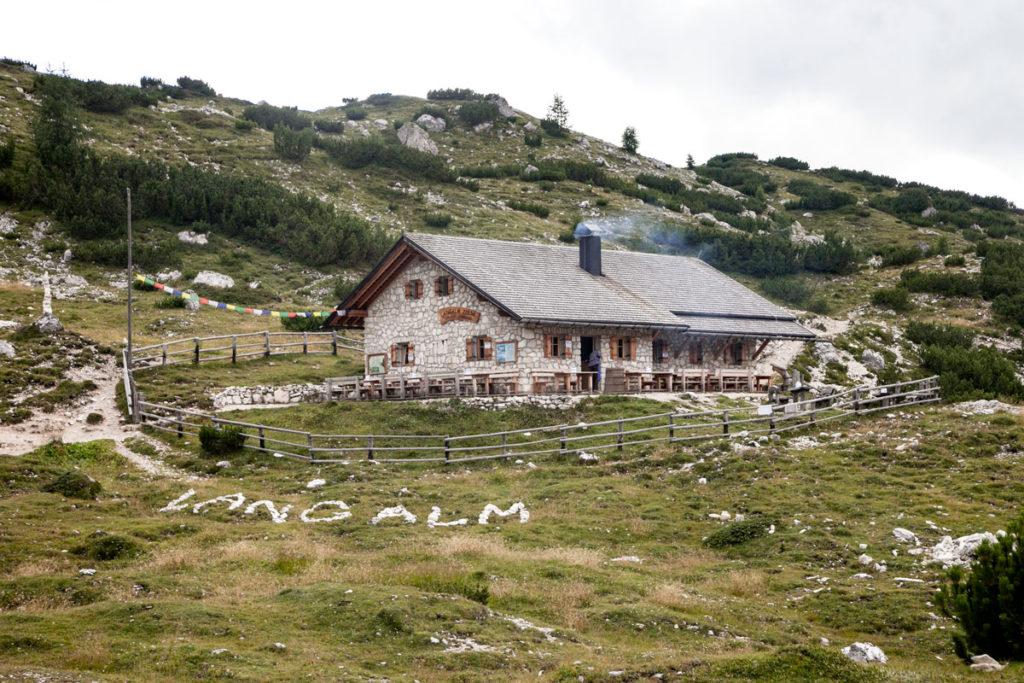 Rifugio Langalm