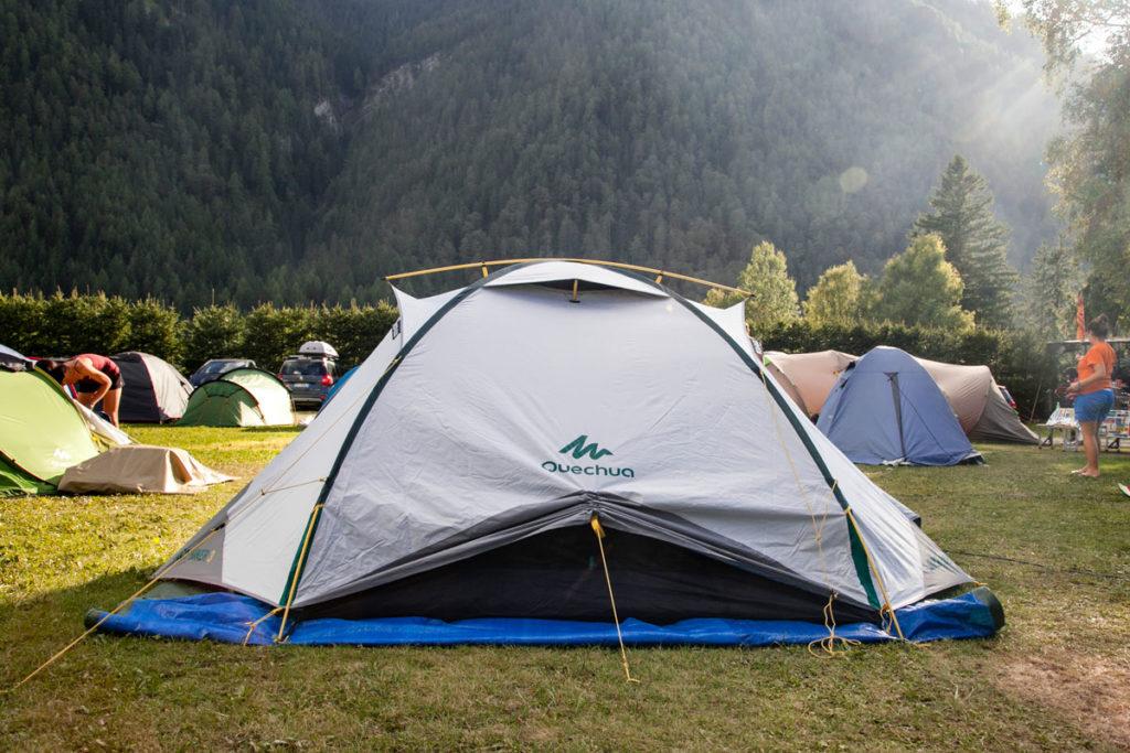 Tenda Fresca - QuickHiker 3